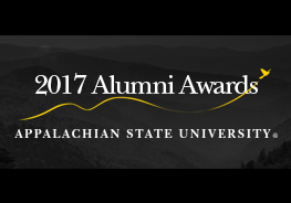 2017 ALUMNI AWARDS: HONORING OUR BEST
