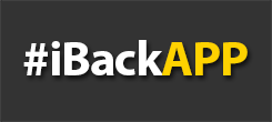 #iBackAPP Day is here!